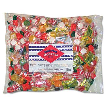 Assorted Candy Bag, 5lb, Bag