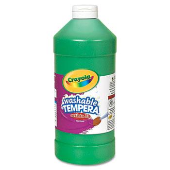 Crayola® Artista II Washable Tempera Paint, 32 oz., Green