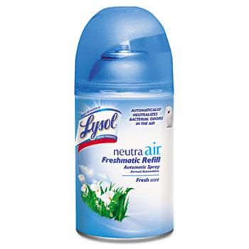 Freshmatic Ultra Spray Dispenser Refill, Fresh Scent, Aerosol, 6.17 oz.