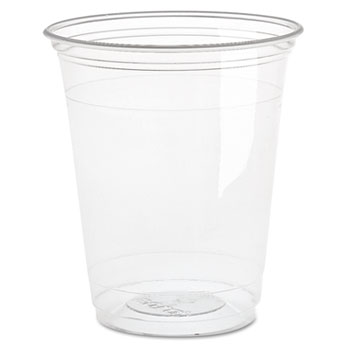 Ultra Clear Cups, Squat, 16-18 oz, PET, 1000/CT