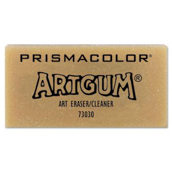 Prismacolor® ARTGUM Non-Abrasive Eraser, Dozen