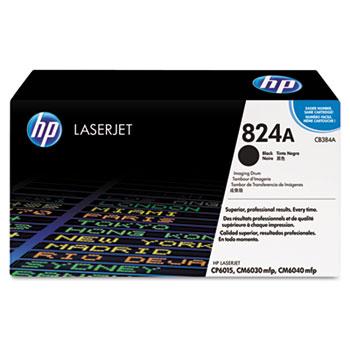 HP 824A (CB384A) Imaging Drum, Black