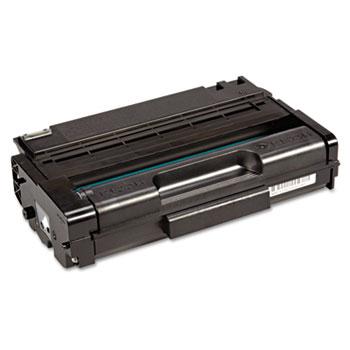 Ricoh® 406464 Toner, 2,500 Page-Yield, Black