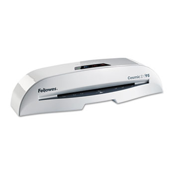 "Fellowes® Cosmic 2 Laminator, 9"" Wide x 5 mil Max Thickness"