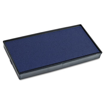 COSCO 2000PLUS® Replacement Ink Pad for 2000 PLUS 1SI60P, Blue