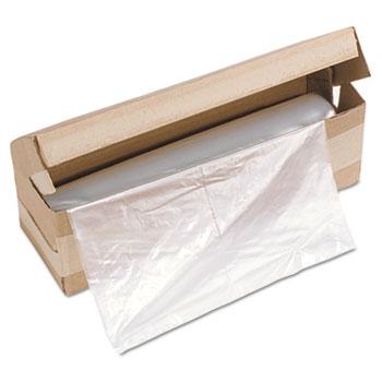HSM of America Shredder Bags, 58 gal Capacity, 1/RL
