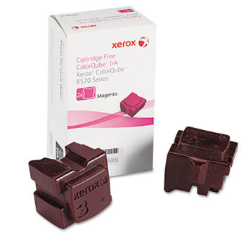 108R00927 Solid Ink Stick, 4400 Page-Yield, Magenta, 2/Box