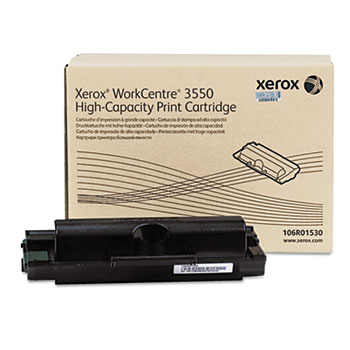 Xerox® 106R01530 High-Capacity Toner, 11,000 Page-Yield, Black