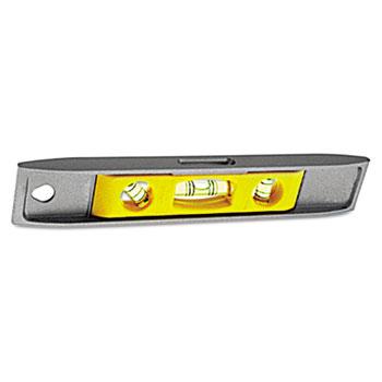 """Stanley Tools® Magnetic Torpedo Level, 9"""", Aluminum"""