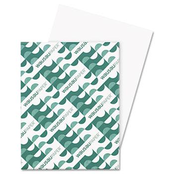 "Exact Index Card Stock, 90 lb./163 gsm., 8 1/2"" x 11"", White, 250 SHTS/PK"