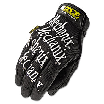 Mechanix Wear® The Original Work Gloves, Black, Large