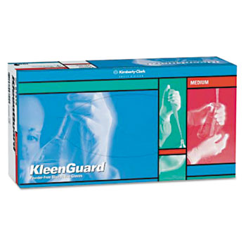 Kimberly-Clark Professional* G10 Blue Nitrile Gloves, General Purpose, Small