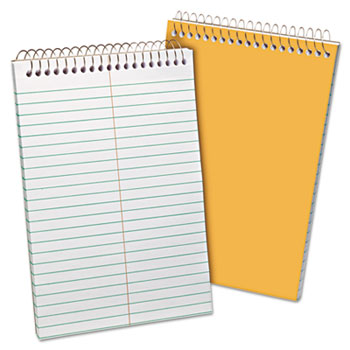 Ampad™ Recycled Steno Book, Gregg, 6 x 9, White, 80 Sheets