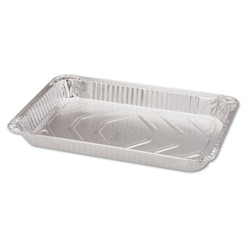 Handi-Foil of America® Steam Table Aluminum Pan, Full-Size, 2 1/5 Deep, 50/CT