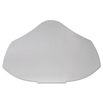 Honeywell Uvex™ Bionic Face Shield Replacement Visor, Clear