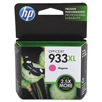 933XL Ink Cartridge, Magenta (CN055AN)