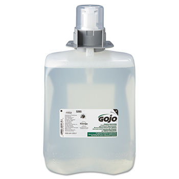 GOJO® Green Certified Foam Hand Cleaner, FMX-20™ 2000 mL refill, 2/CT