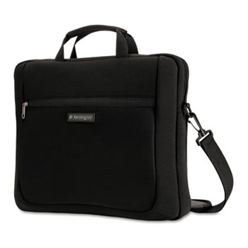 "Neoprene SP15 15.6"" Laptop Sleeve, Black"