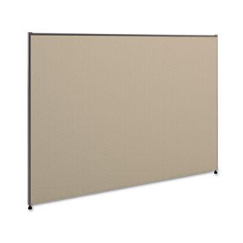 HON® Versé Office Panel, 60w x 42h, Gray