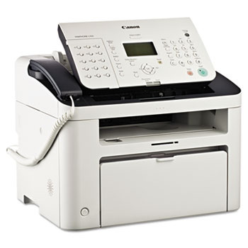 Canon® FAXPHONE L100 Laser Fax Machine, Copy/Fax/Print