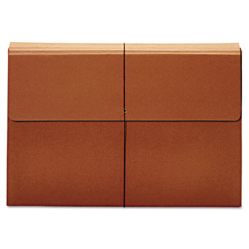 Pendaflex® Expanding Wallet, 3 1/2 Inch Expansion, 12 x 18, Brown