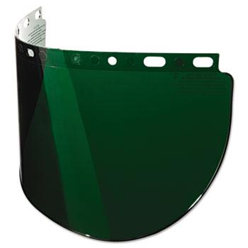 Fibre-Metal® by Honeywell High-Performance Faceshield Window, Wide View, IR/UV 5.0
