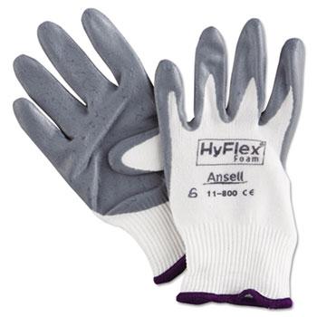 HyFlex Foam Gloves, Size 6