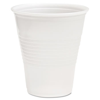 Translucent Plastic Cold Cups, 12oz, Polypropylene,1000/Carton