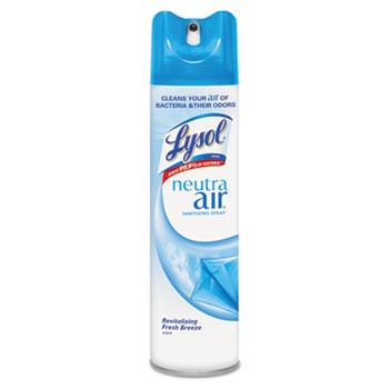 LYSOL® Brand Sanitizing Spray, 10 oz. Aerosol Can, Fresh Scent