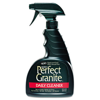Hope's® Perfect Granite™ Daily Cleaner, 22 oz. Spray Bottle, Unscented