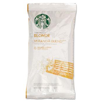 Starbucks® Coffee, Veranda Blend, 2.5 oz., 18/Box