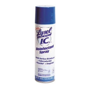 LYSOL® Brand Disinfectant Spray, 19 oz. Aerosol Can, 12/CT