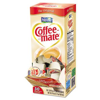 Original Liquid Coffee Creamer, 0.38 oz. Single-Serve Cups, 200/CT