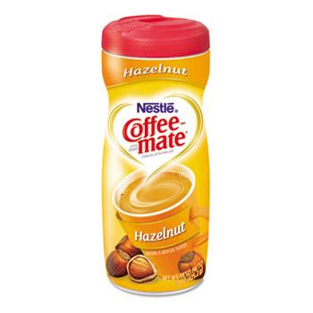Hazelnut Powdered Coffee Creamer, 15 oz. Canister