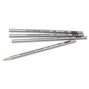 Thick Lead Art Pencil, Silver