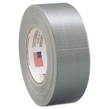 """Nashua® Tape Products 394-2-SIL Premium, Duct Tape, 2"""" x 60yds, Silver"""