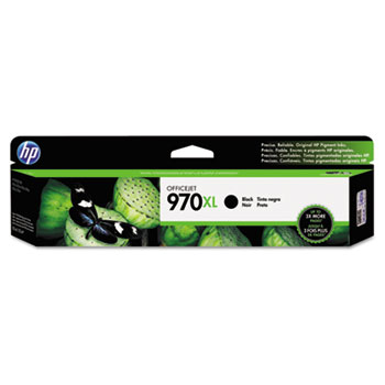 970XL Ink Cartridge, Black (CN625AM)