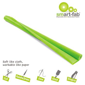 Smart-Fab® Smart Fab Disposable Fabric, 48 x 40 roll, Apple Green