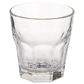 "Libbey Gibraltar Rocks Glasses, Rocks, 9oz, 3 5/8"" Tall, 36/Carton"