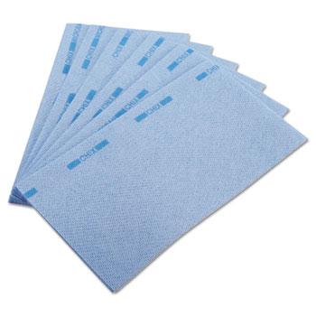 Chix® Food Service Towels, 13 x 24, Blue, 150/Carton