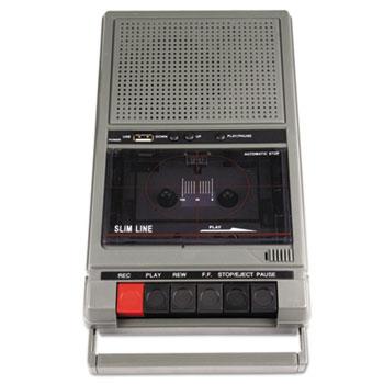 AmpliVox® Portable Four-Station Listening Center Audio Cassette Recorder