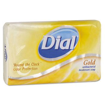 Dial® Gold Bar Soap, Fresh Bar, 3.5oz Box, 72/Carton