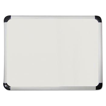 Universal® Porcelain Magnetic Dry Erase Board, 72 x 48, White