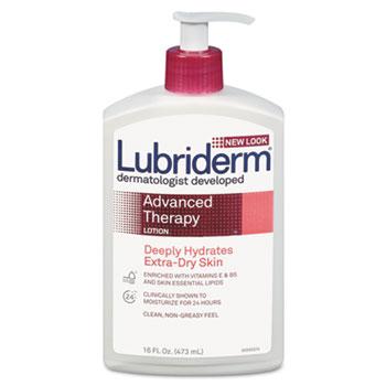 Advanced Therapy Moisturizing Hand/Body Lotion, 16oz Pump Bottle