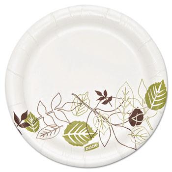 "Dixie® Ultra® Pathways Soak Proof Shield  Heavyweight Paper Plates, 5-7/8"", 500/CT"