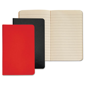 TOPS™ Idea Collective Journal, Soft Cover, Side, 5 1/2 x 3 1/2, Asst, 40 Sheets, 2/PK