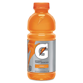 Gatorade® Orange, 20 oz., 24/CT