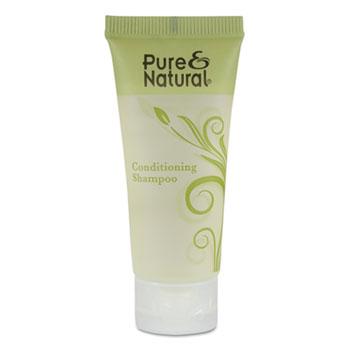 Pure & Natural™ Conditioning Shampoo, Fresh Scent, .75 oz, 288/Carton