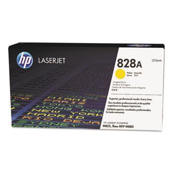 HP 828A (CF364A) Toner Cartridge, Yellow