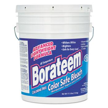 Borateem® Color-Safe Powder Bleach, 17.5 lb. Pail, Unscented